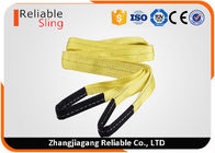 WSTDA Standard 2 Ply Polyester Webbing Sling Light Weight Eye Slings