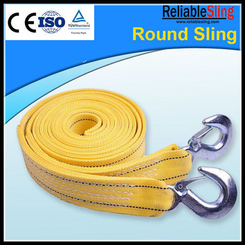 2 Ton Emergency Heavy Duty Webbing Straps Truck Ratchet Straps
